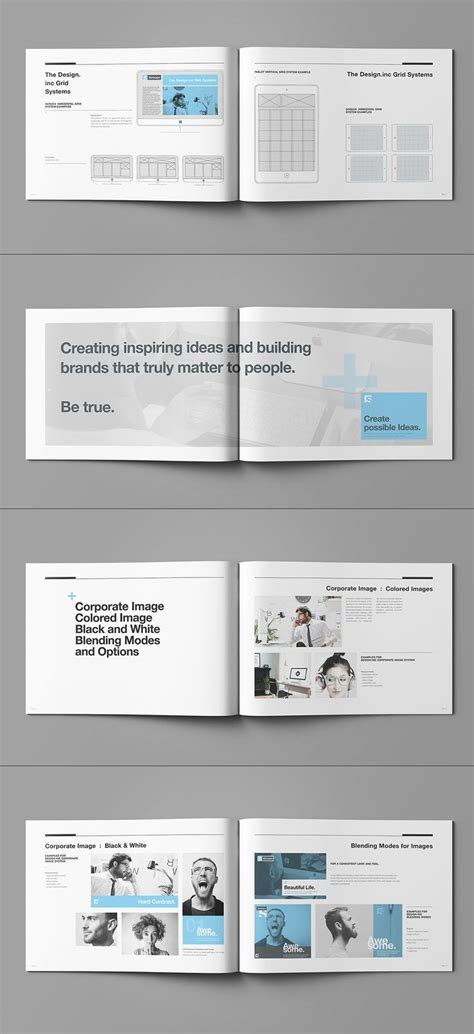 25 best ideas about corporate design manual on pinterest