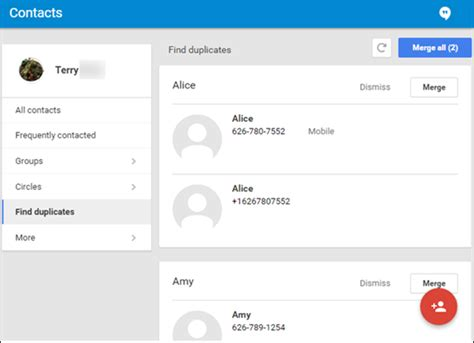 merge contacts android how to remove duplicate contacts on iphone and android quickly
