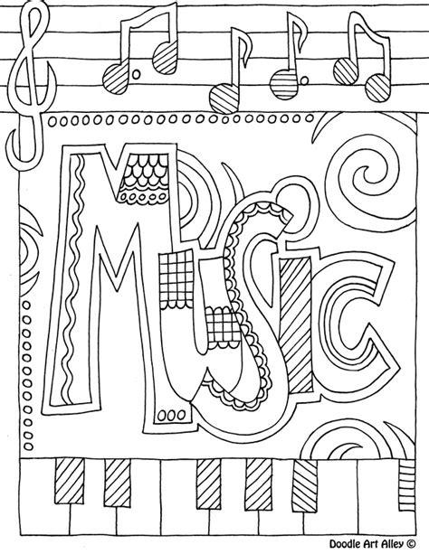 music themed coloring pages car 225 tula para m 250 sica letras para carteles t 237 tulos