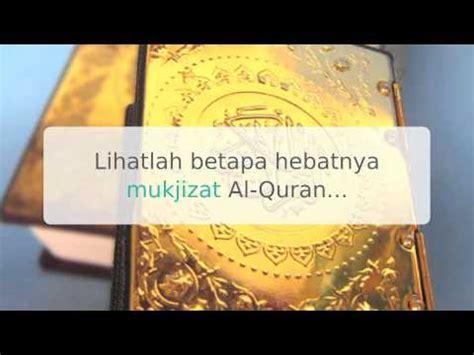 Mukjizat Menghafal Al Quran F1 al quran mukjizat agung sepanjang zaman