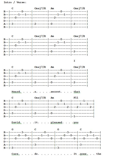 secret acoustic chords acoustic guitar chords for hallelujah search