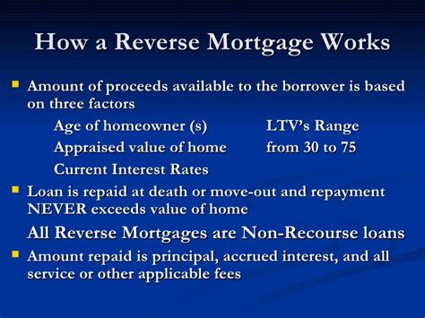 mortgage to financial planners advisors