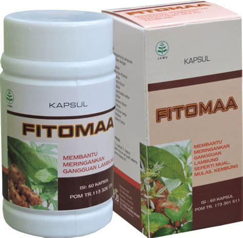 Obat Herbal Maag Dan Mual fitomaa obat maag atasi gangguan lambung mulas perih mual