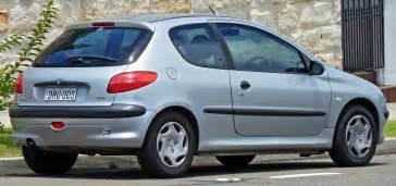 Value Of Peugeot 206 File 1999 2003 Peugeot 206 T1 Xr 3 Door Hatchback 2011