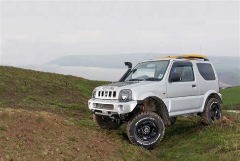 Suzuki Jimny Road Modifications Like Like Total Road The Uk S Only