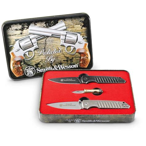 limited edition knives smith wesson limited edition knife set 3 pieces