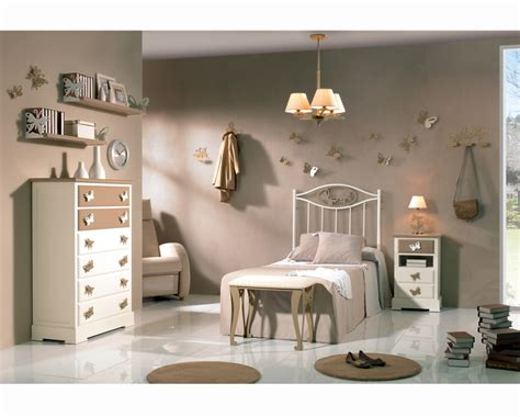 foto dormitorio juvenil infantil fantasia con cabecero - Decorar Dormitorio Con Cama De Hierro