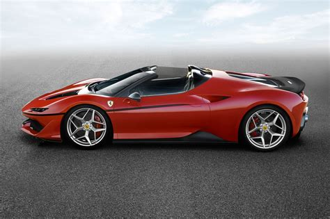 ferrari j50 ferrari j50 revealed ten bespoke roadsters for japan by