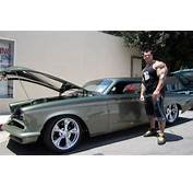 Rich Piana Car Pictures  Canyon