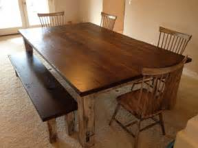 Farmhouse Wood Dining Table Dining Table Large Reclaimed Oak Farmhouse Table Farmhouse Dining Tables By