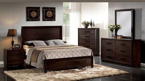 rustic dark wood bedroom furniture bedroom interior dark brown cherry wood furniture bedroom decor