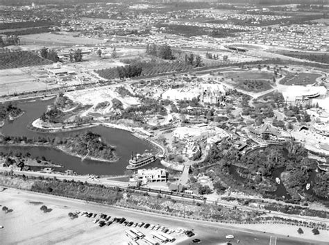 disneyland north aerial view flickr photo sharing