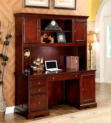 cherry office desks transitional cherry office desk fa207 desks