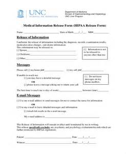 hipaa compliant release of information template authorization for release of information