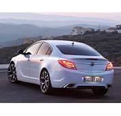 Insignia OPC Sedan / 1st Generation Opel