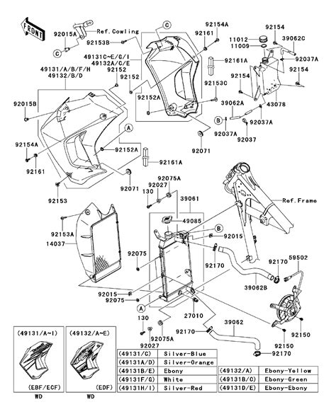 kawasaki  sx wiring diagram auto electrical