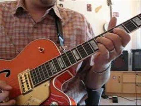 guitar tutorial johnny b goode チャック ベリー ジョニー ビー グッド イントロギター弾き方 chuck berry johnny b g