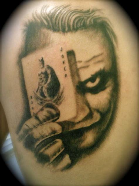 tattoo pics of the joker 301 moved permanently