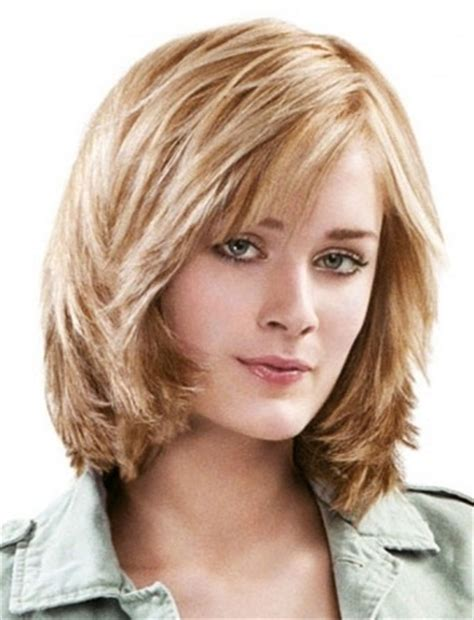 medium length hairstyles for necks curly bob hairstyles medium length haircuts