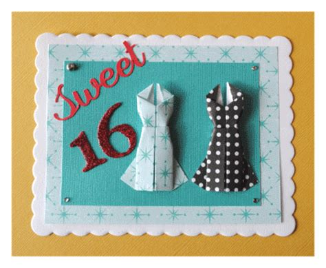 Handmade Birthday Invitation Cards - sweet sixteen invitations