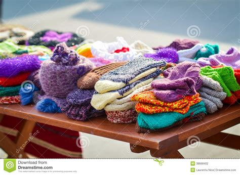 Handmade Clothes For Sale - handmade clothes stock photography image 38668402
