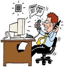 stress laboral y consecuencias organizacionales | grandes