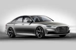 this autocar image shows how the next audi a6 could look