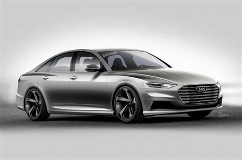 Neuer Audi A6 2017 by 2017 Audi A6 To Get Dramatic New Look Autocar