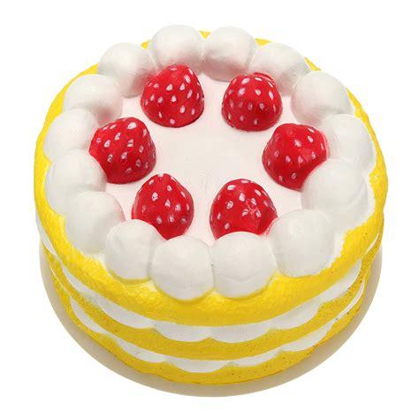 Squishy Jumbo areedy squishy jumbo colossal cake strawberry