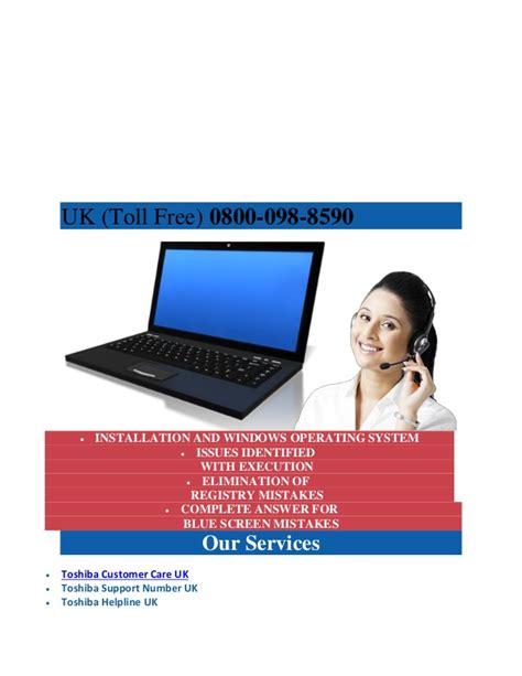 toshiba support number 0800 098 8590 toshiba technical uk