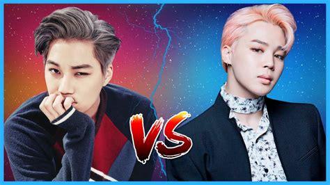 bts vs exo kai exo vs jimin bts dance battle 2017