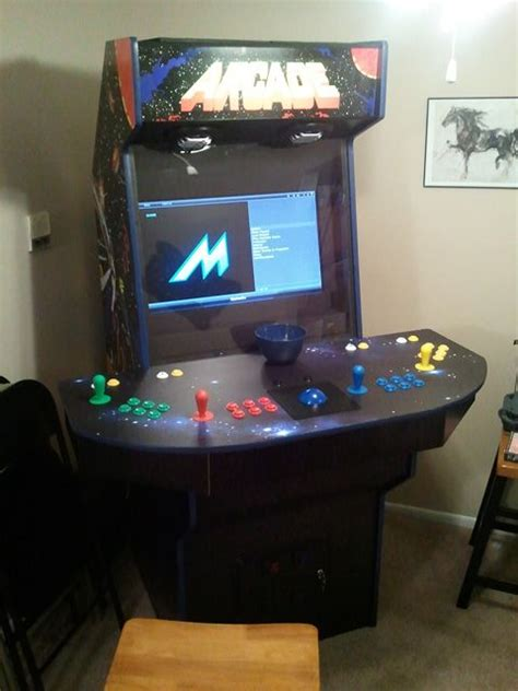 mame arcade cabinet kit mame cab build northcoast kit complete updated 6 1 11
