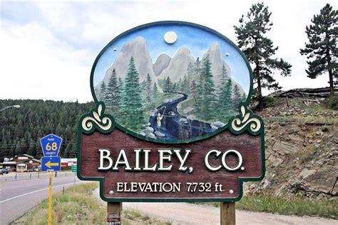 110 Quartz Circle Bailey 80421 Colorado views for sale