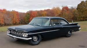 1959 chevrolet biscayne oregon state patrol pursuit car