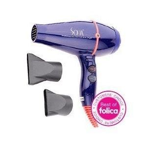Solia Hair Dryer solia 1875w thermal ionic hair dryer gifts