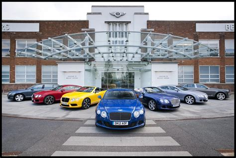 bentley headquarters the motoring world more good news for bentley