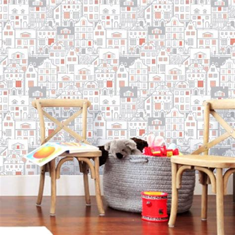 removable wallpaper clean 18 temporary wallpaper designs for kids rooms