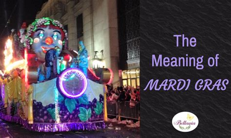 mardi gras meaning the real meaning tuesday
