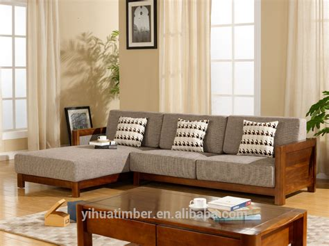 Wooden Couches by Style Solid Wood Sofa Design Modern Wood Sofa