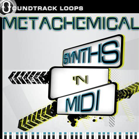 Garageband Zip Metachemical Synths N Midi