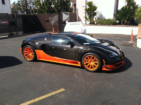 first bugatti veyron first bugatti veyron supersport delivered in the us