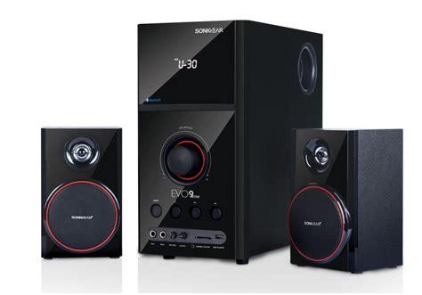Speaker Sonic Gear sonic gear speaker 2 1 evo 9 btmi black end 3 3 2016 7 39