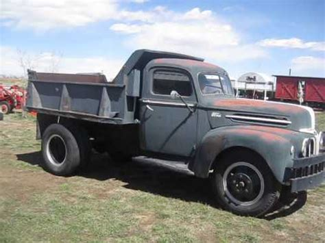 1946 ford f5 youtube
