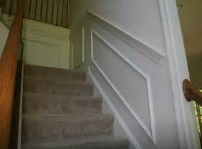 stair molding home ideas pinterest