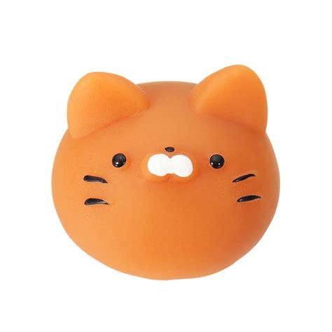 Squishy Manekineko mochi maneki neko fortune cat kitten squishy squeeze