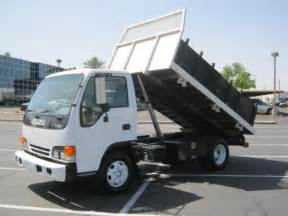 Isuzu Flatbed Truck For Sale Isuzu Npr Hd 2003 Isuzu Npr Hd Flatbed Dump Truck For