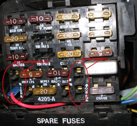 1985 Pontiac Fuse Box Easy To Read Wiring Diagrams