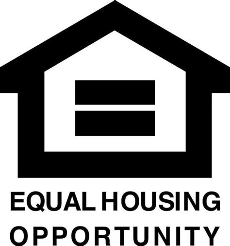 equal housing opportunity logo equal housing opportunity vinyl decal sticker fair car window
