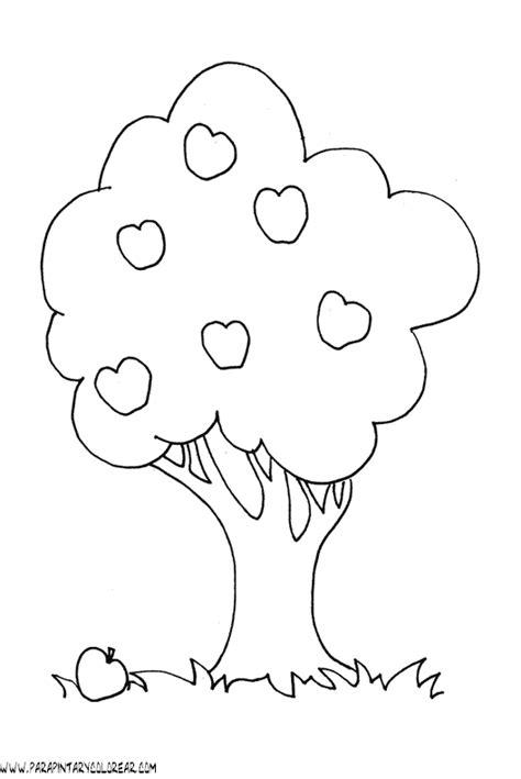 dibujos de rboles para colorear para ni os dibujos de 225 rboles para descargar imprimir y colorear