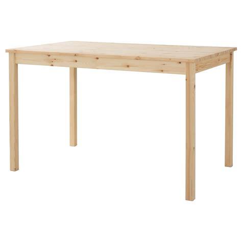 table ikea ingo table pine 120 x 75 cm ikea
